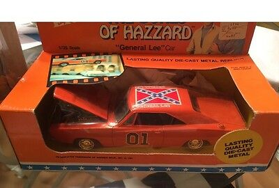 This Is The Collectable! 1981 ERTL 1/25 Scale Dukes Of Hazzard