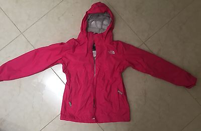 Girls north face wind jacket size Large ( Age 8-10 )