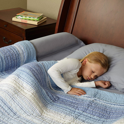 Toddler Bed Rail Bumper Foam Safety Guard Bed Waterproof Cover Pillow Pad New