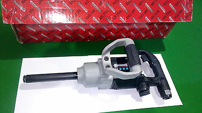 """SIDCHROME 3/4""""Air Impact Wrench 6""""anvil SCMTSA-34LHD Quality Tool and Free post!"""
