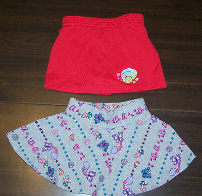 Garanimals Skirt and Skort Baby Girls size 12 months Lot of 2