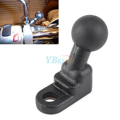 Motorcycle Mirror Frame Ball Holder Isolate & Dampens Shock Base With 10mm Hole