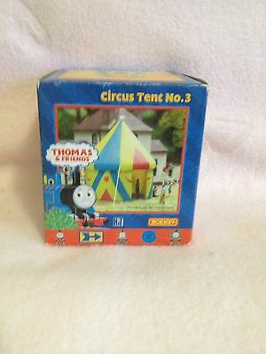 Brand new Hornby Thomas Circus Tent
