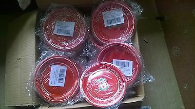 40 Offical Liverpool Fc Plates
