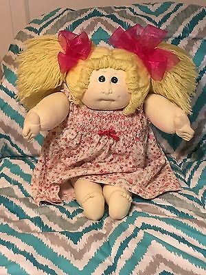 Cabbage Patch Soft Sculpture