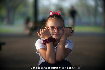 Benoist Berthiot 95mm f1.8 Super Cinestar 35 3 MC Projection lens,projector