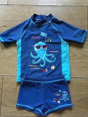 Baby boys swimming costume 18-24 months