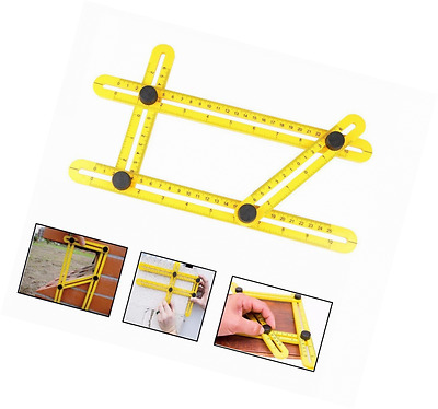 Skylove Angle-izer Template Tool - Template Marker Tool Durable Easy To Tighten