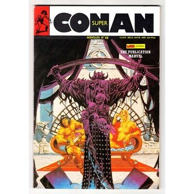 Conan Super (Mon Journal) N° 48 - Comics Marvel