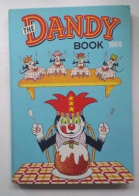Dandy Annual 1969 Excellent Condition