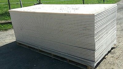 Plasterboard (Insulated) Pallet 31 Sheets 2400 x 1200 x 9.5 with 15mm insulation