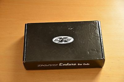 New Boxed Rare Retro X-Lite X Lite Enduro Ski Bar Ends