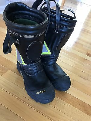 "Globe  Supreme 14"" Pull-on Structural Boot, Size 10.5 Medium"