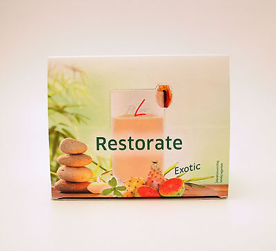 New - Fitline Restorate Exotic - (1 box):  200g (30 sachets x 6.7g, one month)