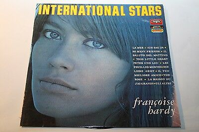 Francoise Hardy - International Stars - LP Vogue