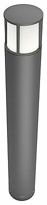 Philips myGarden Stock LED Outdoor Post Light - 1 x 6W Integrated LED - Black