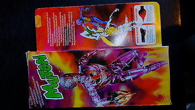 Muton Boxed & complete by Denys Fisher (Strawberry Fayre Micronauts) MEGA RARE!!