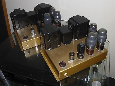 LEAK TL-10 Point One monoblock amplifiers 10.1 (brother of 12.1 / 12 point one )
