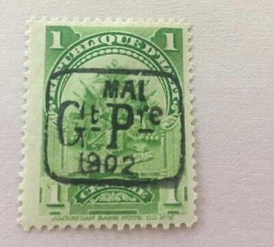 1x Haiti Old Vintage Stamps Centimes Doubled {Your Choice}