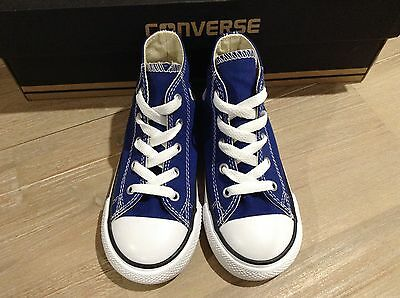 Authentic CONVERSE Chuck Taylor  Toddler/Kids Unisex Hightops/Sneakers Sz-8