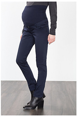 ESPRIT Maternity Black Pants Trousers Jeans Size 14 - 16 BNWT RRP $89 TODAY