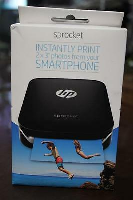 HD Spocket 100 Mobile 2X3 Photo Printer NEW