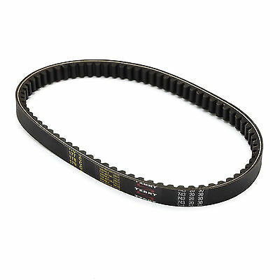 Drive Belt 743 20 30 Chinese 125cc 4T 4 Stroke Scooter GY6 152QMI 157QMA CVT 125