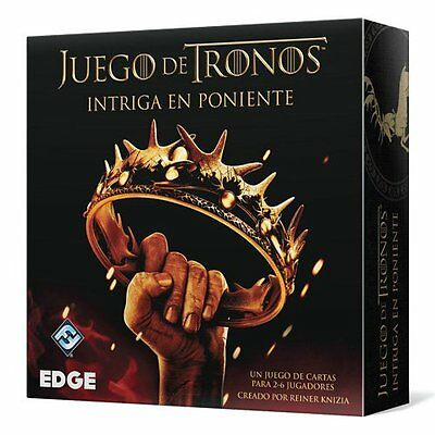 Juego de Tronos - Intriga en Poniente (Edge Entertainment EDGHBO08)