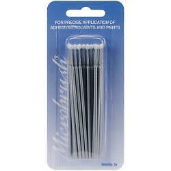MicroBrush Bendable Applicators  Pk Of 25