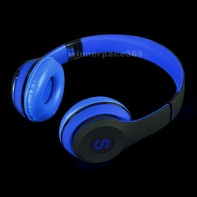 Noise Cancelling Foldable Wireless Bluetooth 4.2 Over-ear Stereo Headphones Mic
