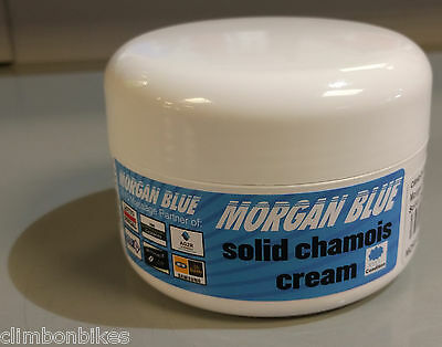 Morgan Blue Chamois Cream Cycling Anti Chaffing Saddle Sore Solid Type