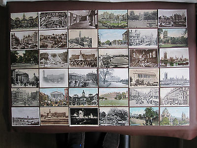 London - 125 vintage / old postcards - see below - FREE POST TO UK ADDRESS