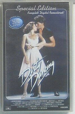 Dirty Dancing (VHS Video )