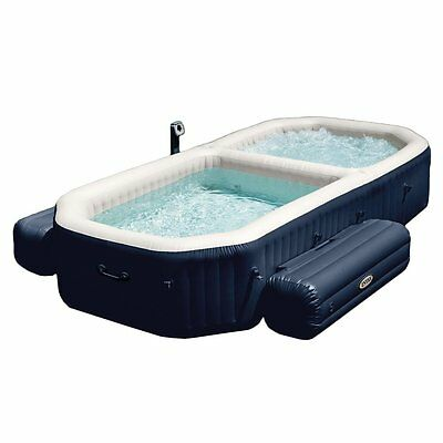 Intex Pure Spa Plunge Pool Hot Tub Inflatable Jacuzzi Portable Swimming Pool