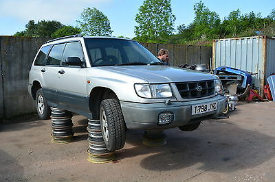 Subaru Forester  - BREAKING - k miles - All Parts Available