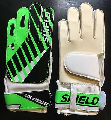 Brand New Goal Keeper Gloves Soccer Sports * Size Youth