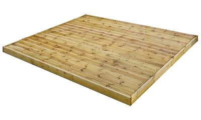 *MAD* Decking Kit (2.4m x 2.1m)(Free Delivery, Screws, Nails and Membrane)