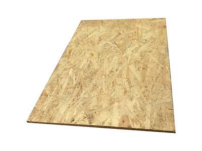 12mm OSB Sterling Boards Ply / sheets 4ft x 2ft