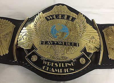 Wwf Wing Eagle Adult Wresting Championship Replica Belt In Metal Plates