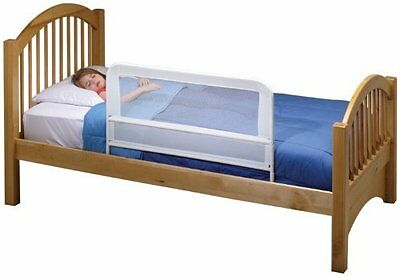 KidCo - Children's Protective Bed Rail (2 Count), Steel & Soft Mesh Construction