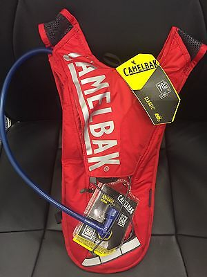 Camelbak Classic 2 Litre Red Hydration Pack 62024-IN - Brand New