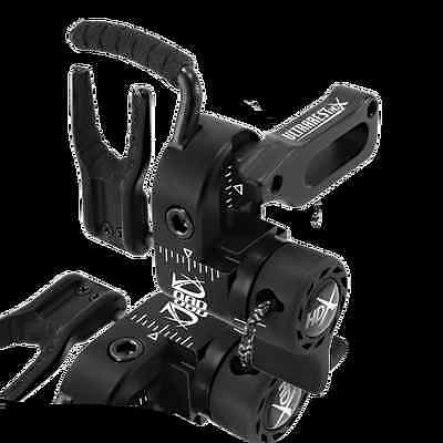 QAD HDX Ultra Rest Right Hand R/H , BLACK >>GREAT BUY<<
