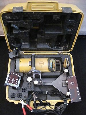 Topcon Model TP-L4B Red Beam Pipe Laser  WORLDWIDE SHIPPING #3