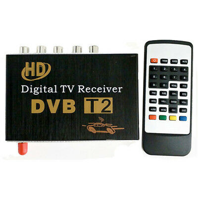 DVB-T2 Digital TV Single Tuner receiver For Columbia Russia car dvd player
