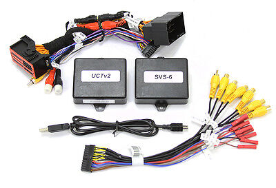 CHRY MULTI-CAM - Video Interface