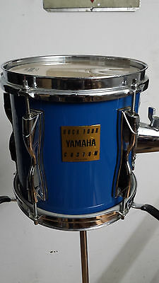 "Vintage '80 Yamaha 8"" Tom Rock Tour Custom Made in Japan"