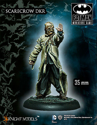 Knight Models Batman Miniature Game Scarecrow Dkr  K35Dkr008