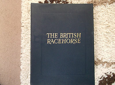 The British Racehorse Bound Volume 1954