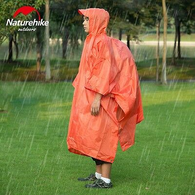 Naturehike Protección Impermeable  Refugio  Poncho  Unisex Impermeable Resist...