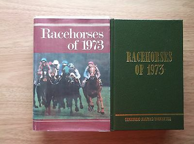 "Timeform ""racehorses Of 1973"" Mint In A Copy Dust Jacket"